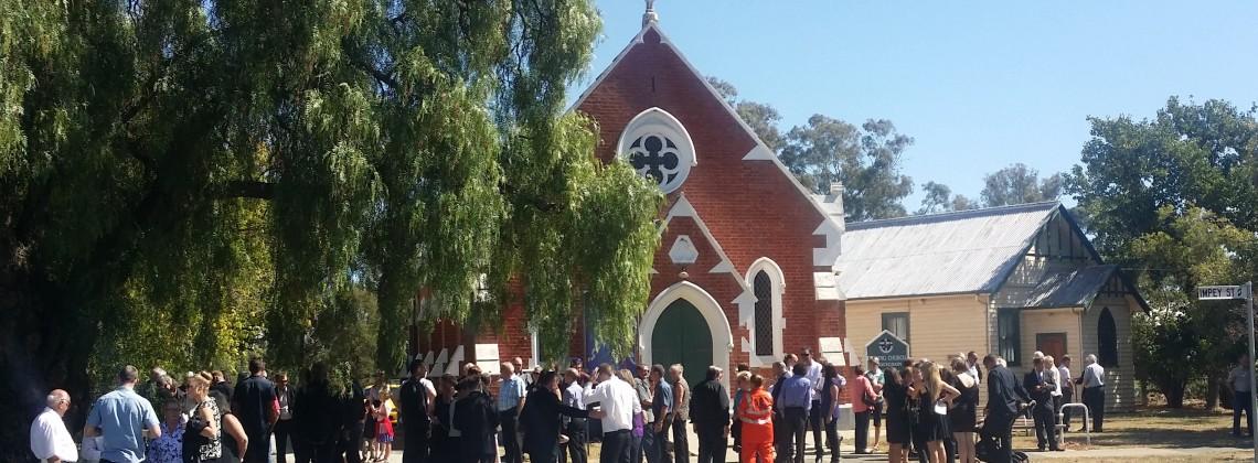 Murchison Funeral