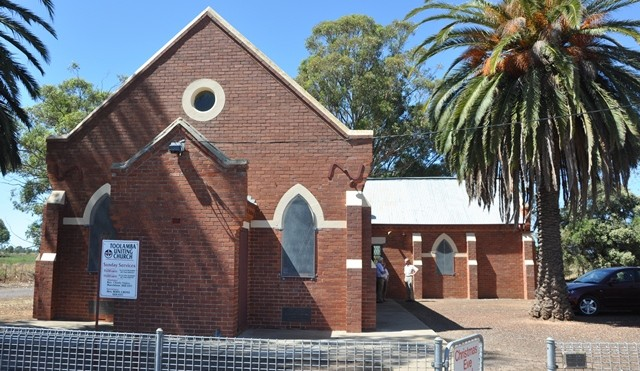 Toolamba Church Building