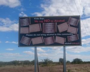Kimberley Billboard
