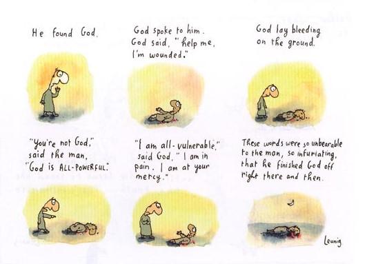 vulnerable-god-leunig